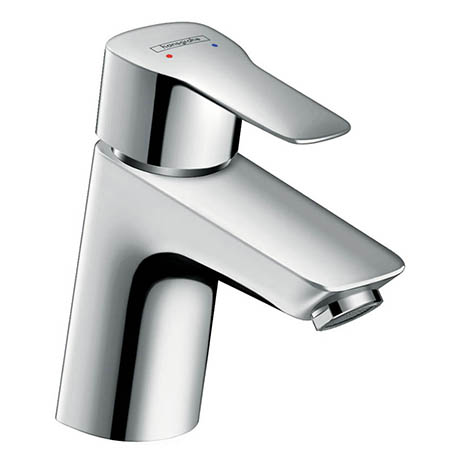 Hansgrohe MySport M Single Lever Basin Mixer with Pop-up Waste - 71110000
