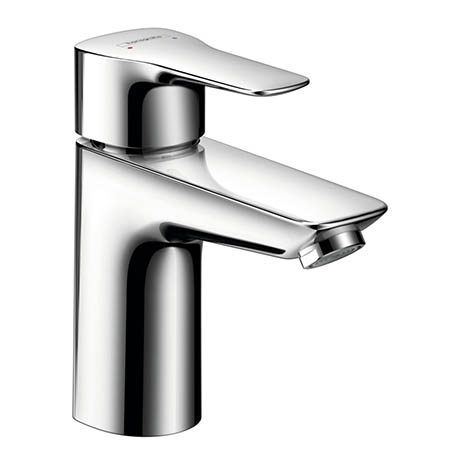 Hansgrohe MySport L Single Lever Basin Mixer with Pop-up Waste - 71111000