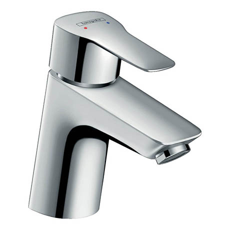 Hansgrohe MySport CoolStart M Single Lever Basin Mixer with Pop-up Waste - 71114000