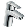 hansgrohe MySport CoolStart M Single Lever Basin Mixer with Pop-up Waste - 71114000 profile small image view 1