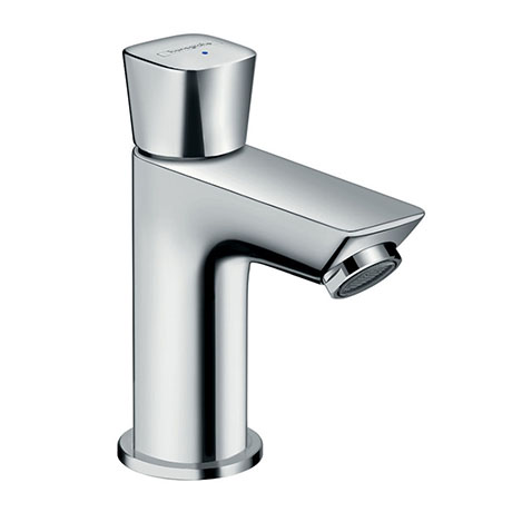 hansgrohe Logis Pillar Tap 70 for Cold Water without Waste - 71120000