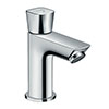 hansgrohe Logis Pillar Tap 70 for Cold Water without Waste - 71120000 profile small image view 1