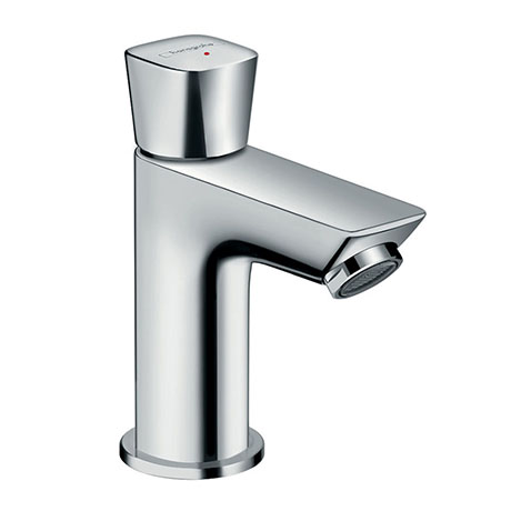 hansgrohe Logis Pillar Tap 70 for Hot Water without Waste - 71121000