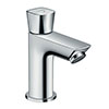 hansgrohe Logis Pillar Tap 70 for Hot Water without Waste - 71121000 profile small image view 1