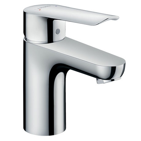 Hansgrohe Logis E Single Lever Basin Mixer 70 Tap with Pop Up Waste - 71160000