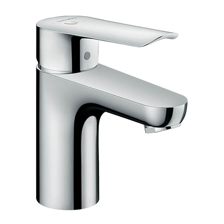 Hansgrohe Logis E Single Lever Basin Mixer 70 CoolStart with Pop-up Waste - 71164000