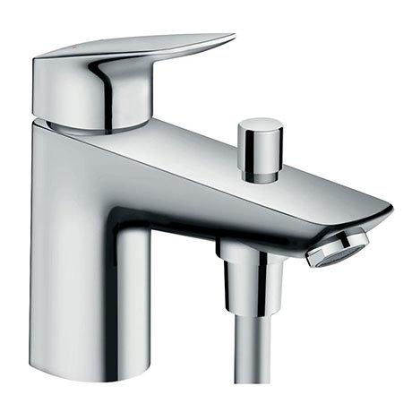 hansgrohe Logis Monotrou Single Lever Bath Shower Mixer - 71312000