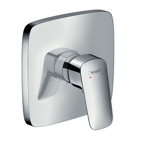hansgrohe Logis Concealed Single Lever Manual Shower Mixer - 71605000