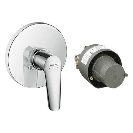 Hansgrohe Logis E Concealed Shower Mixer Set - 71608000