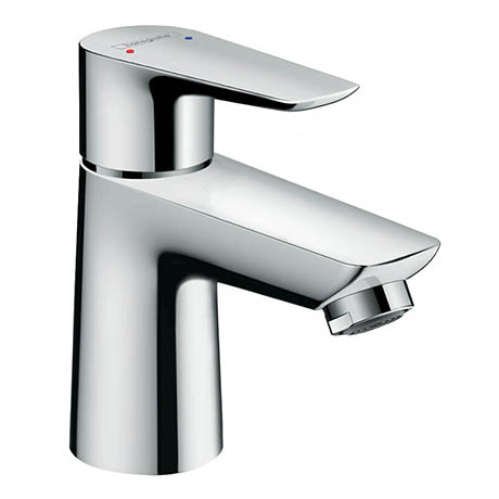Hansgrohe Talis E 80 Single Lever Basin Mixer with Pop-up Waste - 71700000