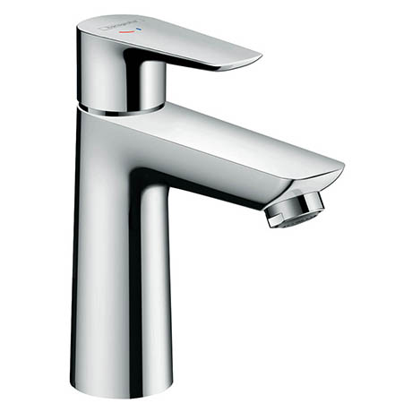 Hansgrohe Talis E Single Lever Basin Mixer 110 CoolStart with Pop-up Waste - 71713000