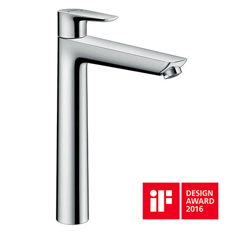 Super hansgrohe Talis E 240 Single Lever Basin Mixer with Pop-up Waste BO53