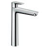 Hansgrohe Talis E 240 Single Lever Basin Mixer with Pop-up Waste - 71716000 profile small image view 1
