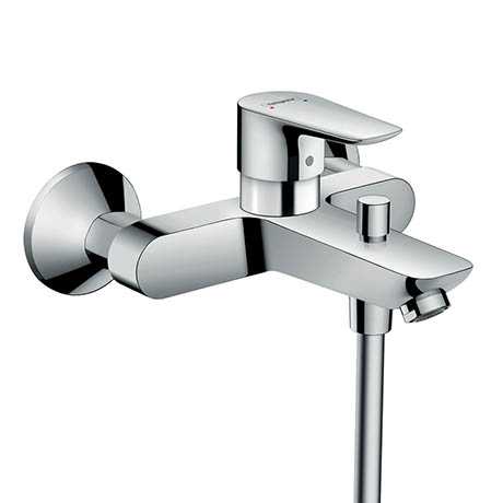 Hansgrohe Talis E Exposed Single Lever Bath Shower Mixer - 71740000
