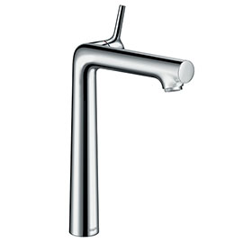 hansgrohe Talis S Single Lever Basin Mixer 250 with Pop-up Waste - 72115000