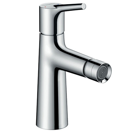 hansgrohe Talis S Single Lever Bidet Mixer with Pop-up Waste - 72200000