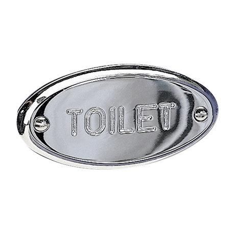 Miller - Classic Toilet Sign - 722C