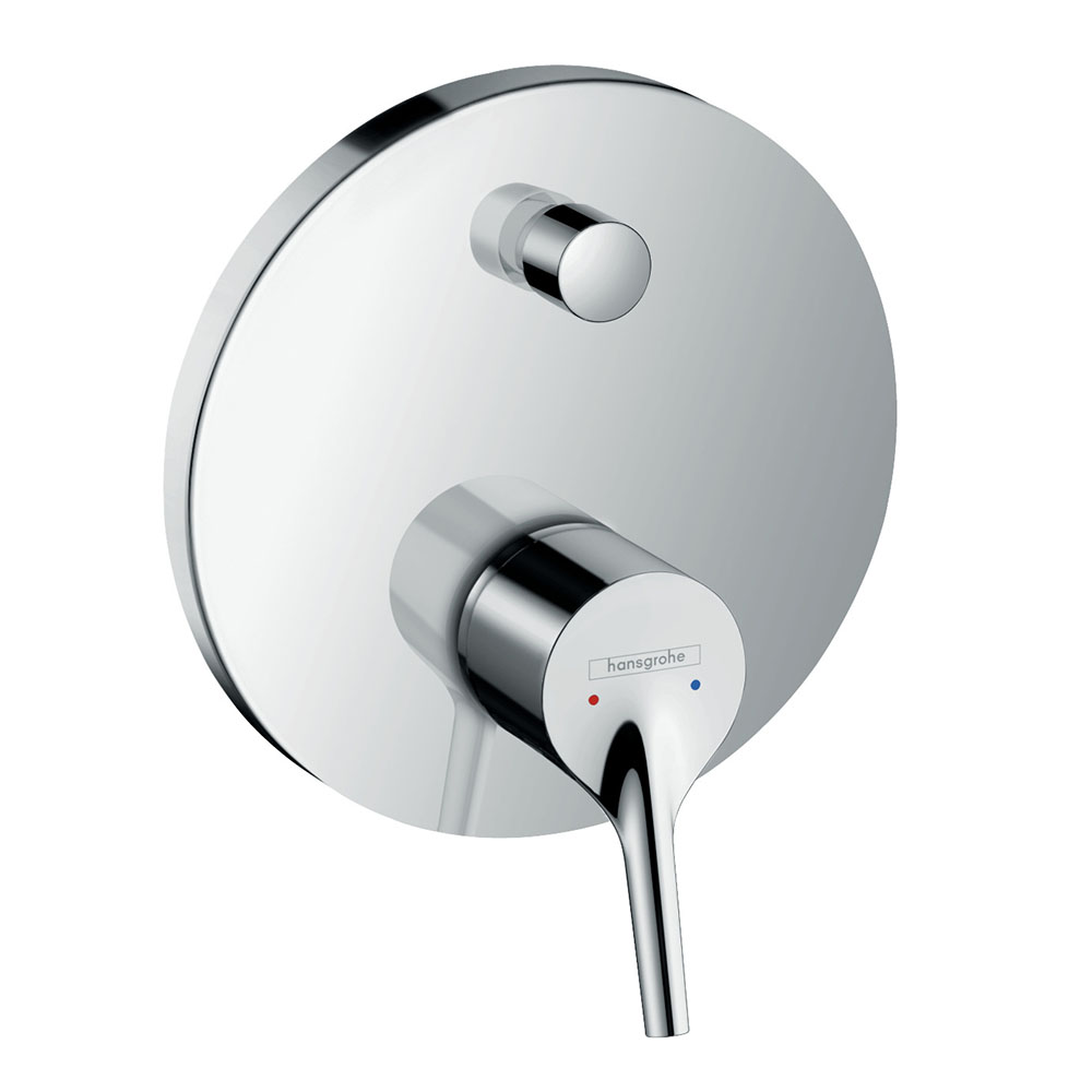 hansgrohe Talis S Concealed Single Lever Manual Bath Mixer - 72405000