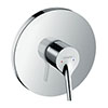 hansgrohe Talis S Concealed Single Lever Manual Shower Mixer - 72605000 profile small image view 1