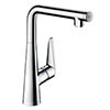 Hansgrohe Talis Select S 300 Single Lever Kitchen Mixer - 72820000 profile small image view 1