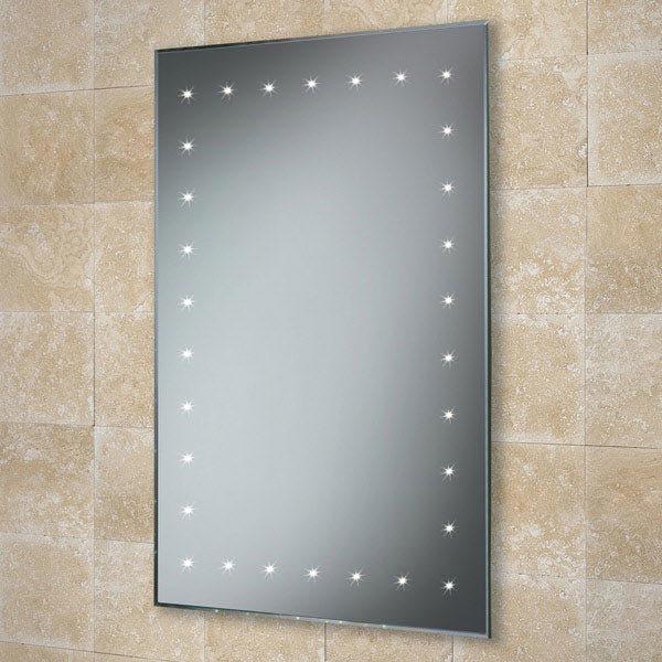 HIB Solar LED Mirror - 73104095 Large Image