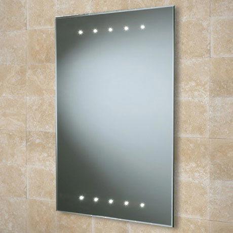 HIB Duna LED Mirror - 73104195 Large Image