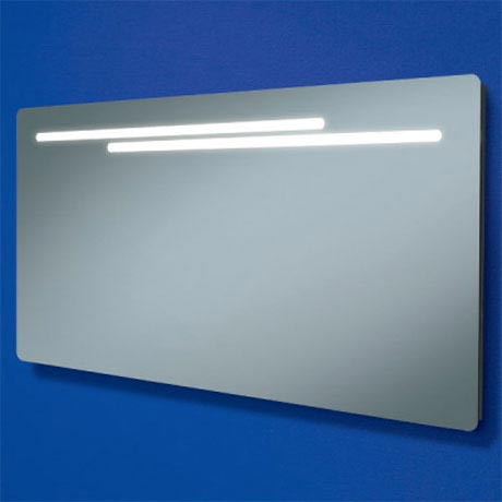 HIB Maxi Fluorescent Illuminated Mirror - 73106100 Large Image