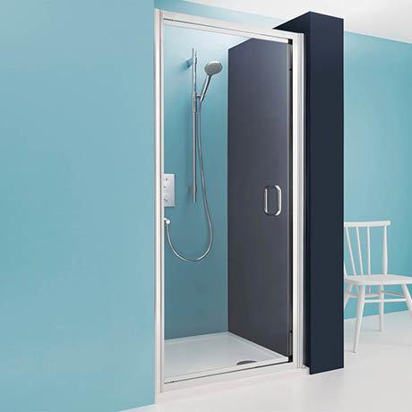 Simpsons - Supreme Luxury Pivot Shower Door - 700mm - 7310