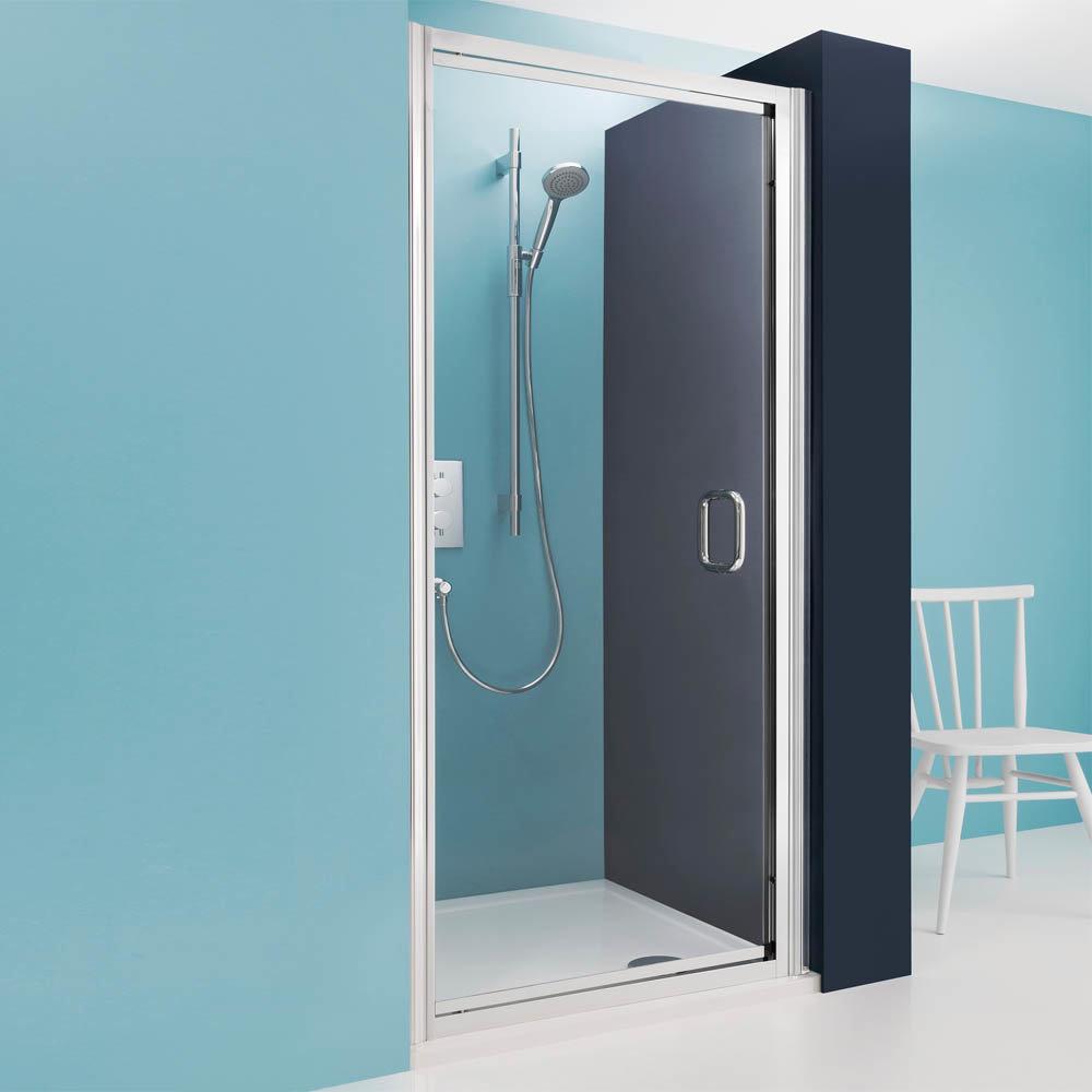 Simpsons - Supreme Luxury Pivot Shower Door - 900mm - 7312