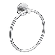Orion Towel Ring - Chrome Medium Image