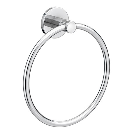 Orion Towel Ring - Chrome