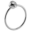 Orion Towel Ring - Chrome profile small image view 1