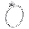 Orion Towel Ring - Chrome Medium Image