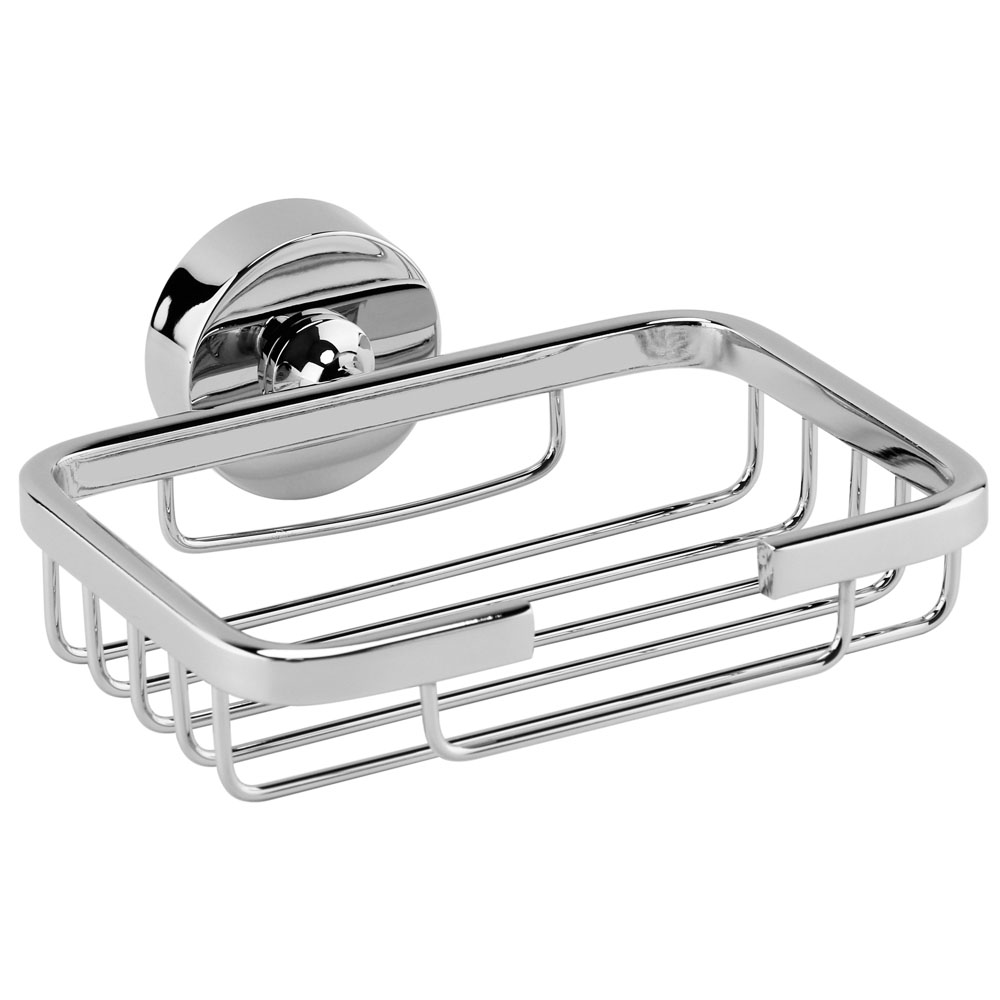 Orion Soap Basket - Chrome