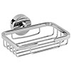 Orion Soap Basket - Chrome profile small image view 1