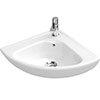 Villeroy and Boch O.novo 415 x 415mm 1TH Corner Handwash Basin - 73274001 profile small image view 1