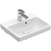 Villeroy and Boch Avento 450 x 370mm 1TH Handwash Basin - 73584501 profile small image view 1