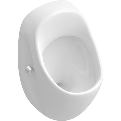 Villeroy and Boch O.novo Siphonic Urinal with Concealed Water Inlet - 75070001