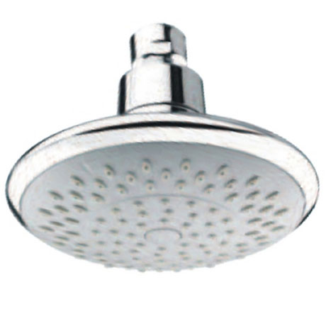 Bristan - Contemporary Rub-Clean Showerhead - 760955CP Large Image
