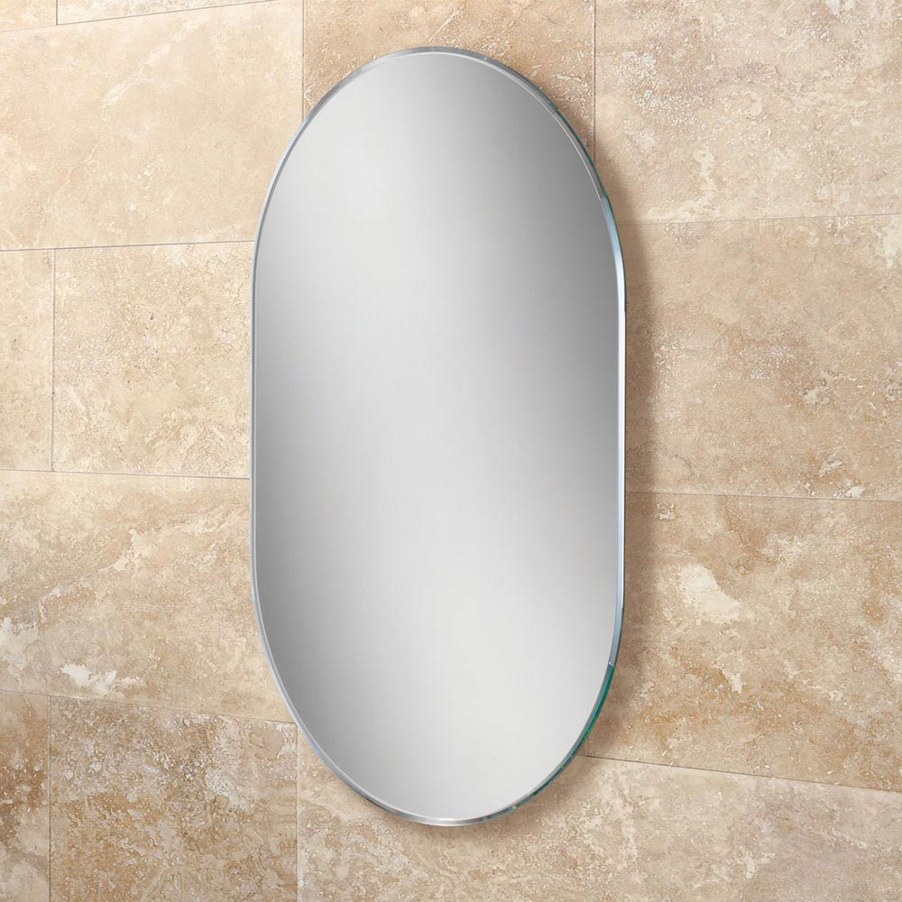 HIB Jessica Bathroom Mirror - 76100000 Large Image