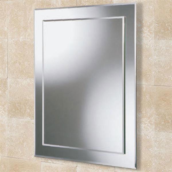 HIB Linus Bathroom Mirror - 76700000 Large Image