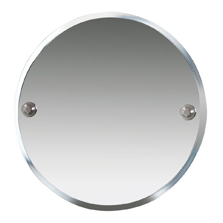 Miller - Hartford 450mm Round Bevelled Wall Mirror - 7700C