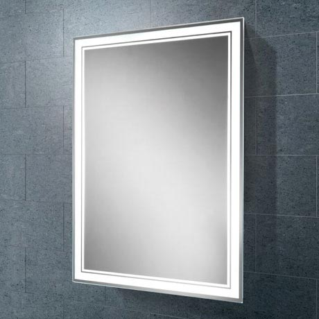 HIB Skye Fluorescent Illuminated Mirror - 77307000