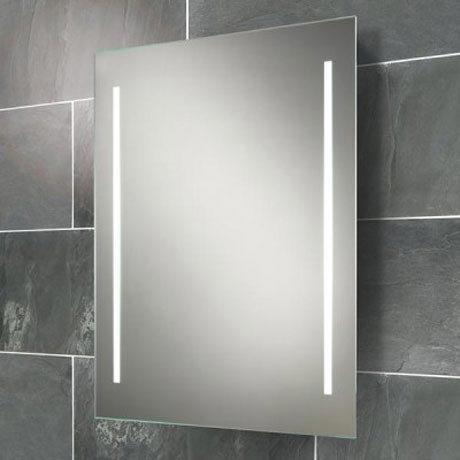 HIB Casey Fluorescent Illuminated Mirror - 77309000 Large Image