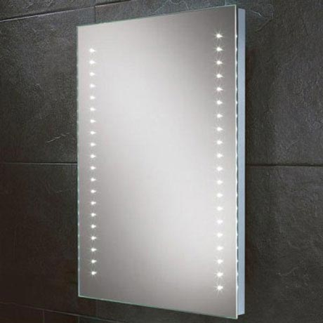 HIB Lucca LED Mirror - 77402000 Large Image