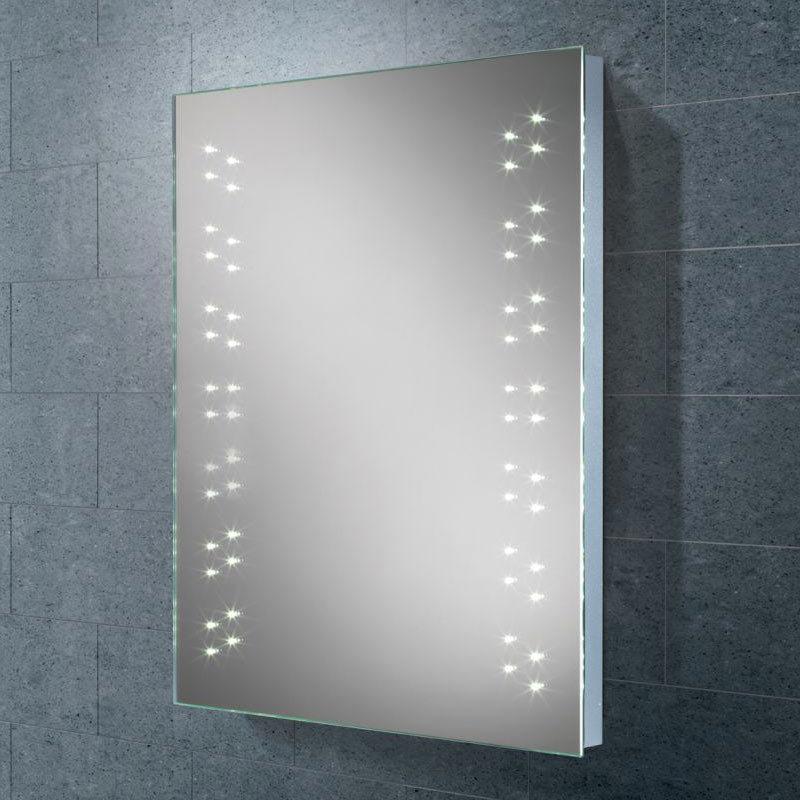 HIB Vercelli LED Mirror - 77404000 Large Image