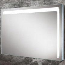 HIB Louisa LED Mirror - 77406000 Medium Image