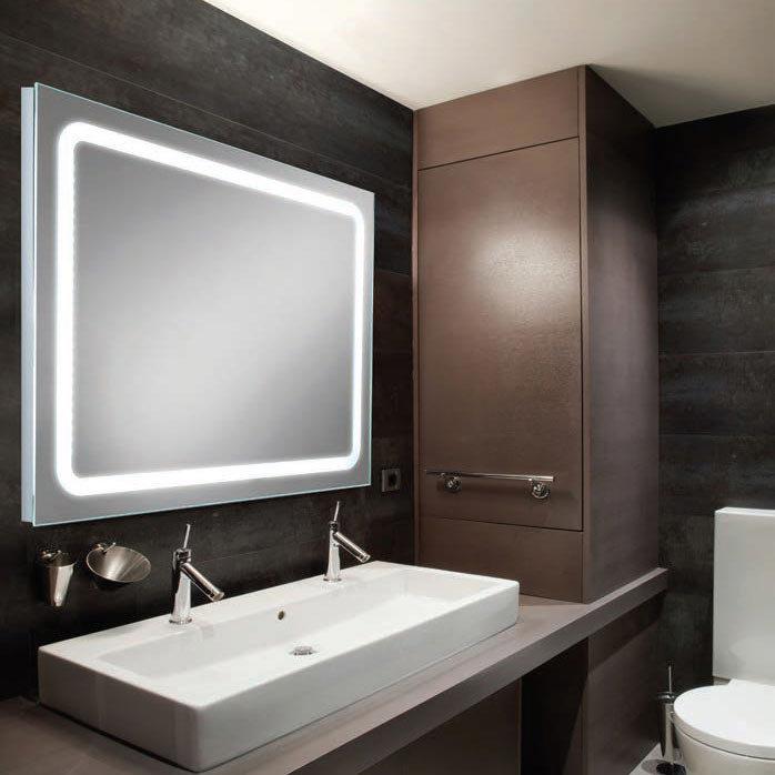 HIB Scarlet LED Mirror - 77410000  Feature Large Image