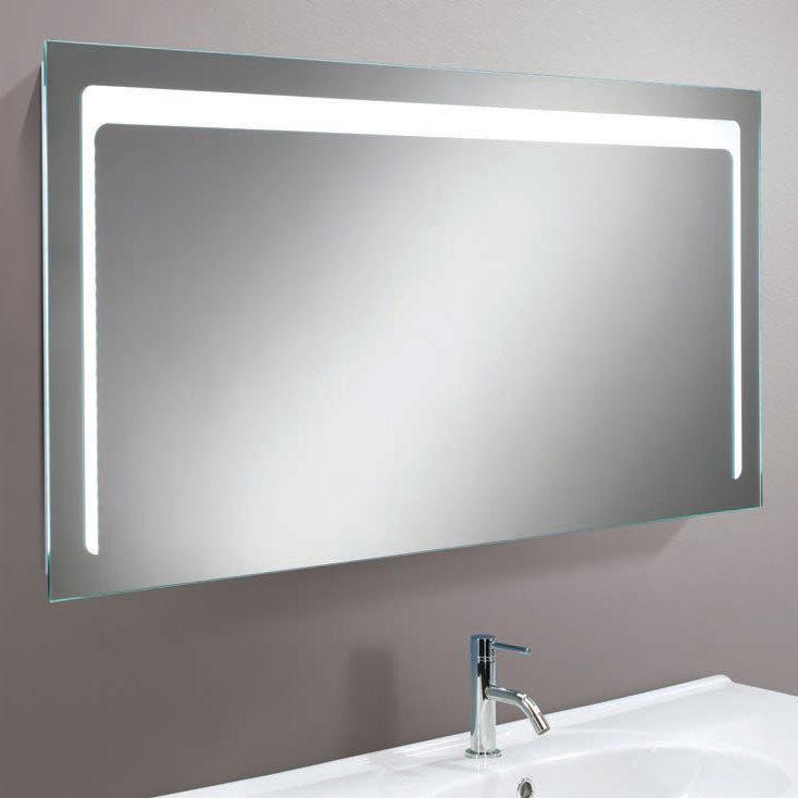 HIB Christa LED Mirror - 77413000 profile large image view 1