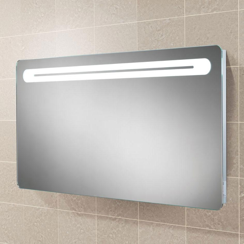 HIB Vortex LED Mirror with Charging Socket - 77419000 profile large image view 1